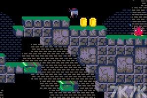《龍穴中的忍者》游戲畫面3