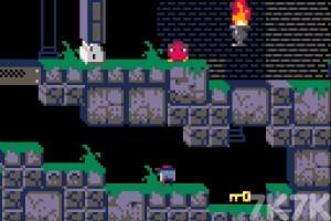 《龍穴中的忍者》游戲畫面1