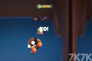 《机器人拳击赛》游戏画面2