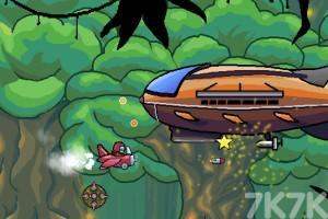 《卡農戰機無敵版》游戲畫面4