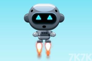 《飞翔机器人》游戏画面3