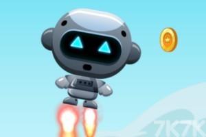《飞翔机器人》游戏画面2