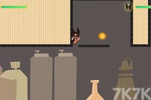 《猫猫博士逃脱》游戏画面2