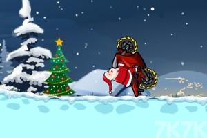 《圣诞摩托车无敌版》游戏画面3