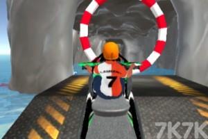 《动力帆船赛》游戏画面2