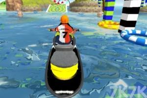 《动力帆船赛》游戏画面1