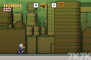 《机器人战警》游戏画面1