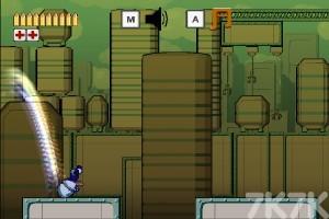 《机器人战警》游戏画面2