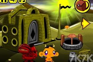 《逗小猴开心系列484》游戏画面1