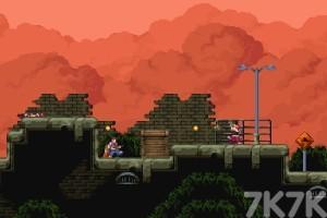 《武装行动》游戏画面3