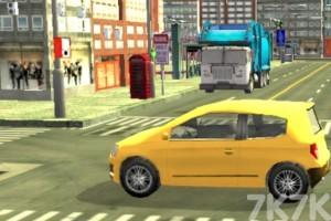 《清理城市垃圾》游戏画面2