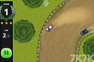 《极速狂飙》游戏画面2