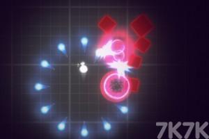 《白色光电大爆炸》游戏画面2