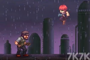 《复仇之臂审判》游戏画面4