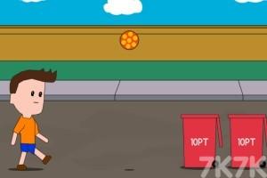 《技巧进球》游戏画面3