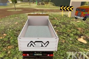 《卡车运输》游戏画面1