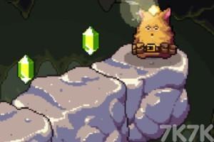《胖胖猫山洞大闯关2H5》游戏画面6