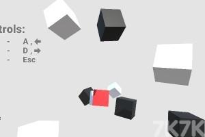 《躲避立方体》游戏画面6