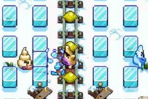 《冰淇淋坏蛋3H5》游戏画面2