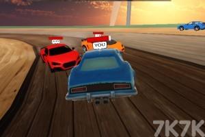 《赛车撞击》游戏画面1