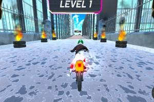 城市摩托车竞赛