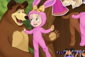《百变森林派对》游戏画面1