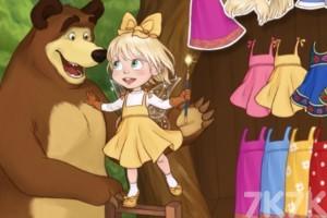 《百变森林派对》游戏画面3