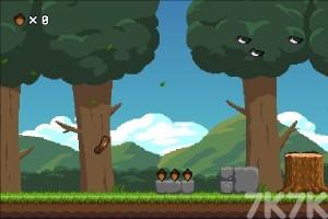《小松鼠大冒险》游戏画面1