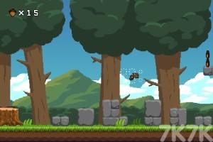 《小松鼠大冒险》游戏画面2
