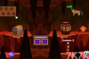 《山洞老人逃脱》游戏画面3
