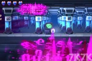 《机器人冒险》游戏画面2