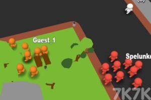 《擁擠城市》游戲畫面1
