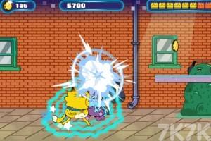 《喵星人跑酷》游戏画面4