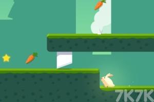 《贪吃的小兔子》游戏画面4