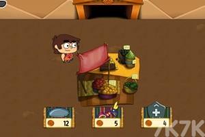 《壁橱里的怪物》游戏画面2