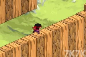 《立方忍者》游戏画面3