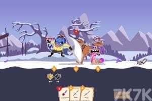 《卡牌冒险》游戏画面2