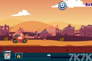 《末日装甲车》游戏画面1