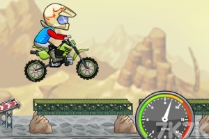 《生化摩托》游戏画面1