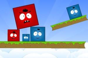 《消除红色方块》游戏画面4