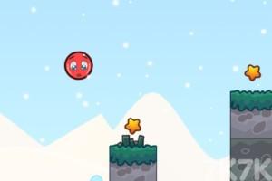 《小红球的大冒险3无敌版》游戏画面4