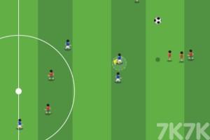 《足球大赛2021》游戏画面2