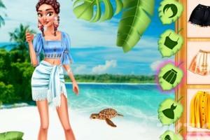 《异国公主风》游戏画面1