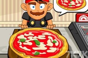 《单手做披萨》游戏画面2
