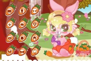 《可爱的兔子》游戏画面3