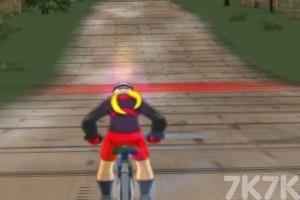 《越野自行车大赛》游戏画面3