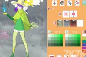 《森林女巫装》游戏画面4