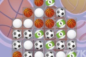 《体育用品对对碰》游戏画面3