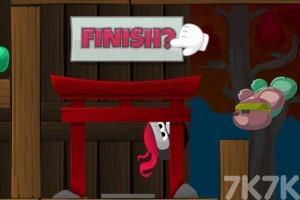 《忍者兔救援》游戏画面4