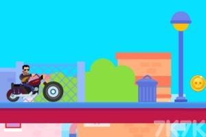 《朋克机车赛》游戏画面2